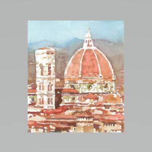 Duomo di Firenze ( cupula & campanile )